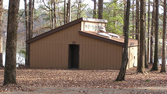 Group Camp Hut