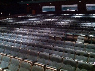 livingston Center seating