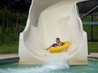 MDWFP - Swimming Pool and Water Slide