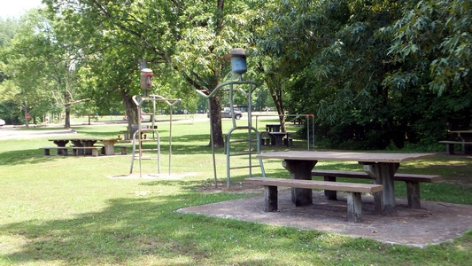 Mdwfp Picnic And Play Areas