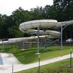 Photo of Pool and Water Slide