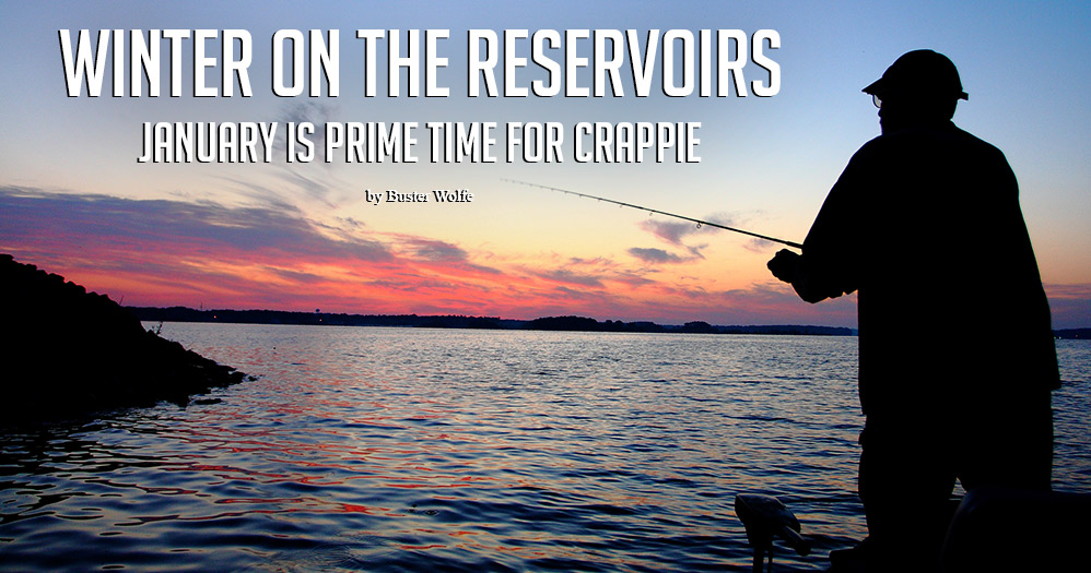 MDWFP - Mississippi Outdoors: Winter on the Reservoirs