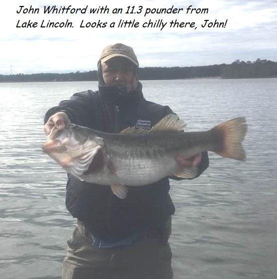 Braggin 39 board 2018 for Mdwfp fishing reports