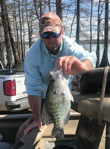 Lake washington for Mdwfp fishing reports