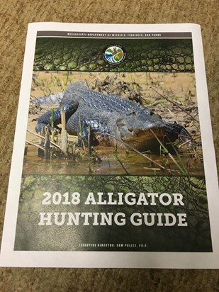 Mdwfp Alligator Program