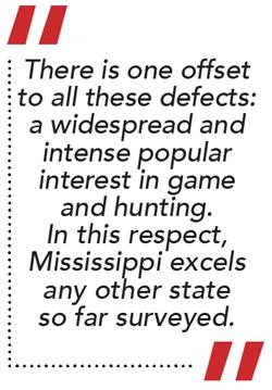 MDWFP - The Evolution of Deer Management in Mississippi